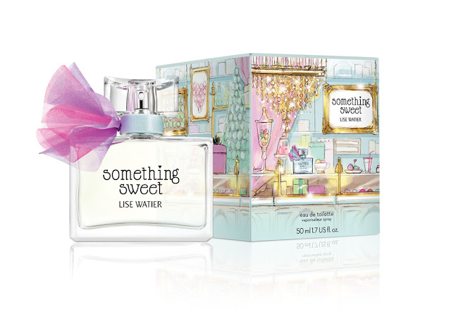 Something Sweet Lise Watier fragrance