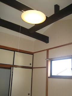 天井も耐震補強