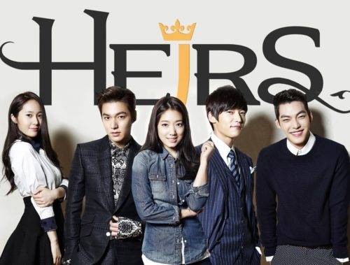 review drakor the heirs indonesia