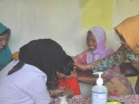 Imunisasi MR di Sleman Tak Capai 100%