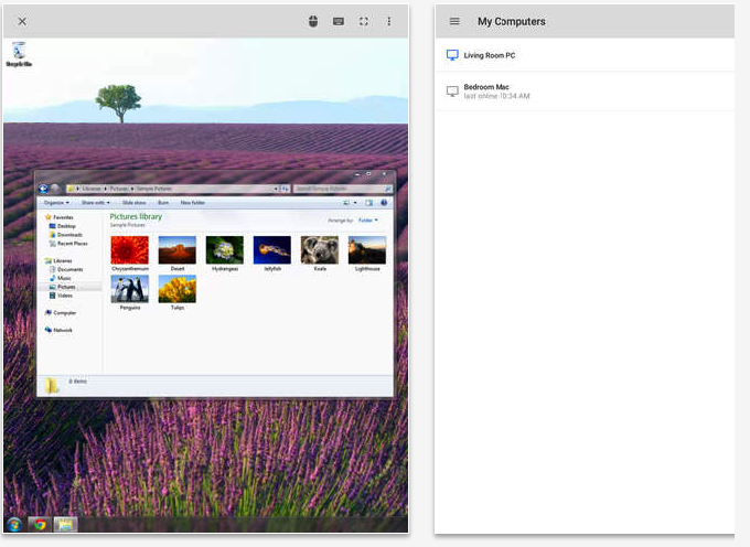 New Google App to Control Your Computer Using Your iPad