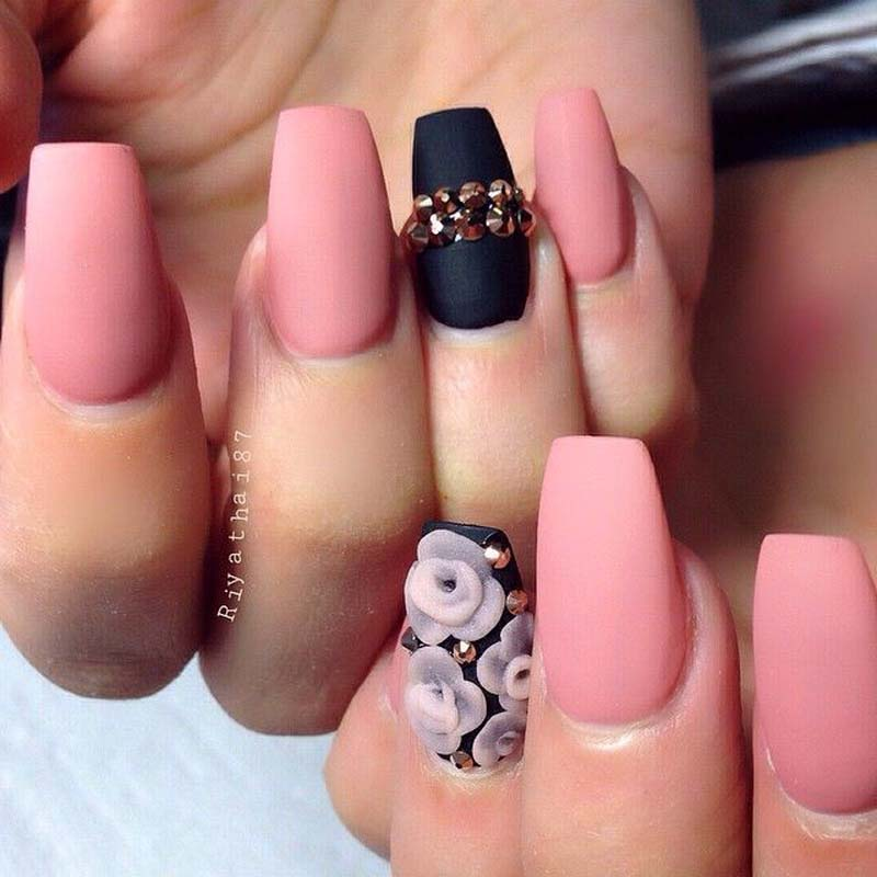 5 Cute Matte Nail Designs You Will Love Womens Lifestyle