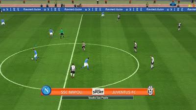 PES 2017 Premium Calcio HD Scoreboard by G-Style