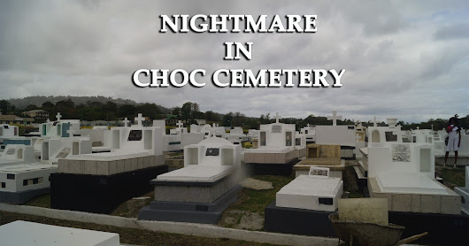 Nightmare in Choc Cemetery - Quelle Horreur