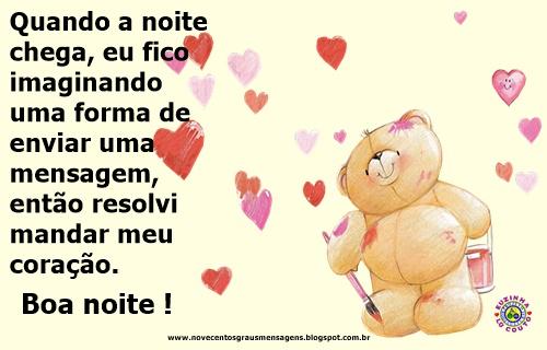 Mensagem De Boa Noite Especial: Luzia Couto. - Roda Cultural Mensagens