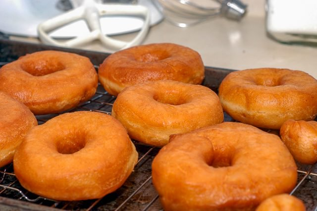 Donuts, Glazed or Filled