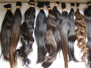 weavon and hair extension business