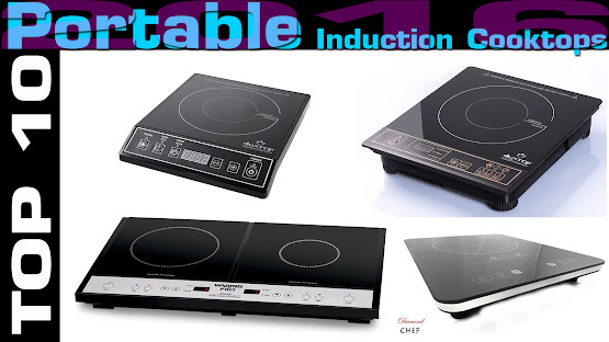 Top 10 Review Products-Top 10 Portable Induction Cooktops 2016