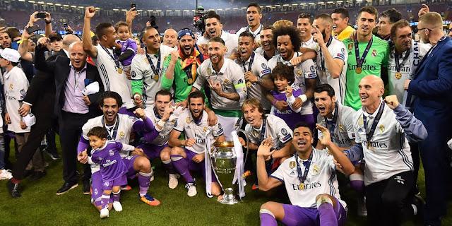 Barcelona Ucapkan Selamat Kepada Madrid Telah Menjadi Juara Liga Champions