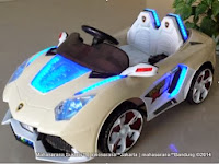 Mobil Mainan Aki Pliko PK9329N Lamborghini