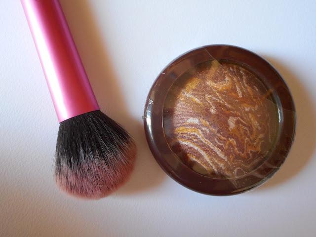 Sunkissed - Metallic Bronze Blush