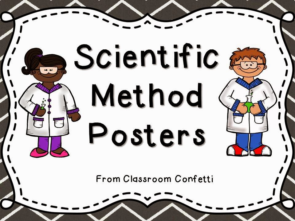 s take out scientific method freebie