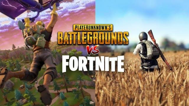 Fortnite vs PUBG .. أيهما مناسب لك؟