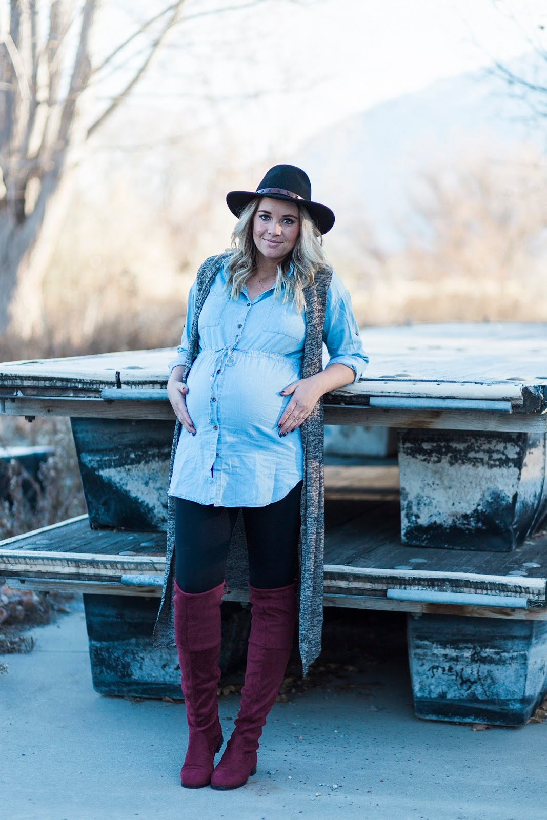 Pink Blush Maternity, Choies, Utah Fashion Blogger