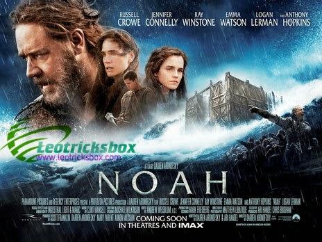 NOAH (2014) 720p Blu-Ray Dual Audio [Hindi 5.1 - Eng 2.0]