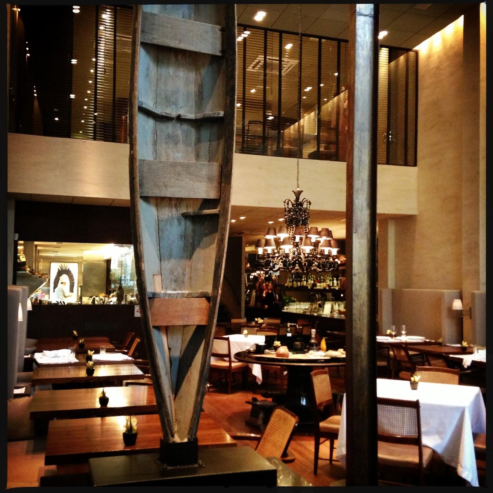 Dona Georgete D O M Restaurante Sao Paulo