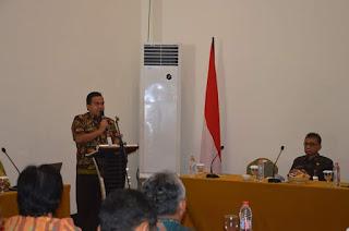 Wakil Bupati Arief Rohman pimpin Rakor Kesda 2017 di Cepu - HumasBlorakab