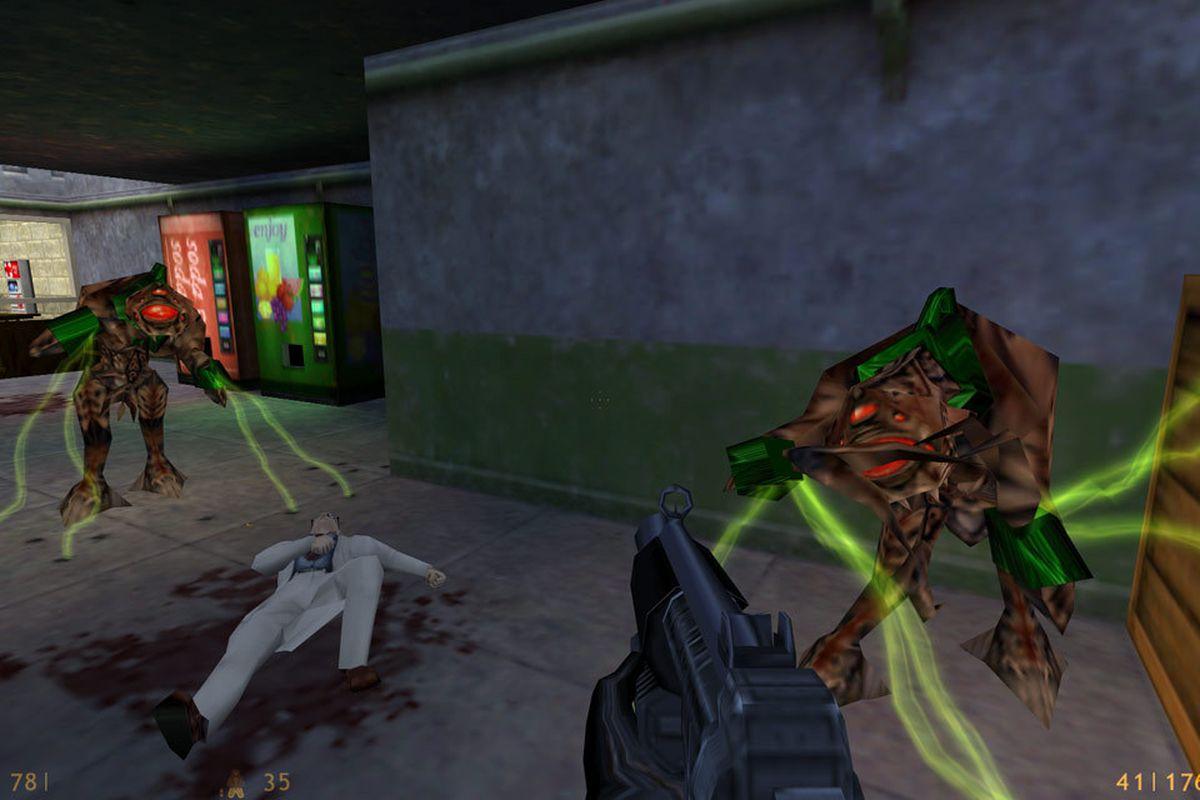 تحميل لعبة هاف لايف half life للكمبيوتر والايفون  والاندرويد اخر اصدار مجانا برابط مباشر