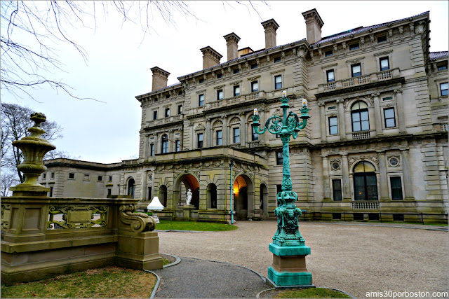 The Breakers, la Mansión de los Vanderbilt en Newport