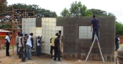 Agrément certified building system moladi