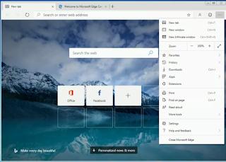 يتوفر متصفح Chromium Edge من Microsoft الآن على نظامي التشغيل Windows 7 و Windows 8