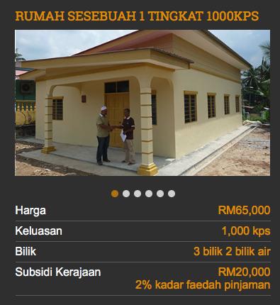 Tips Cara Mohon Bantuan Rumah Mesra Rakyat RMR 1 Malaysia