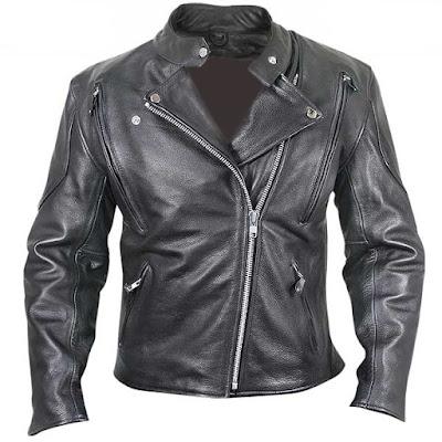 Gambar Jaket kulit Moge