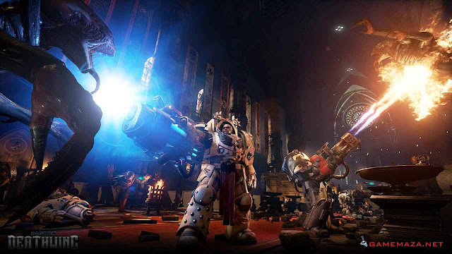 Space Hulk Deathwing Gameplay Screenshot 3