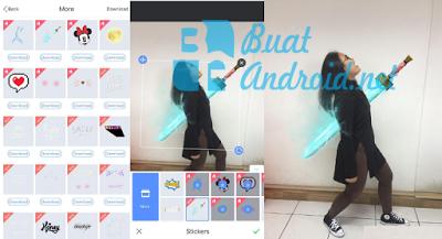 Cara Edit Foto Tertusuk Pedang Goblin di Android