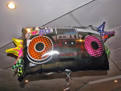 "Alison's Surprise ""I Love the 80's"" 30th Birthday Celebration | 19 July 2014 | Cronulla RSL Club"