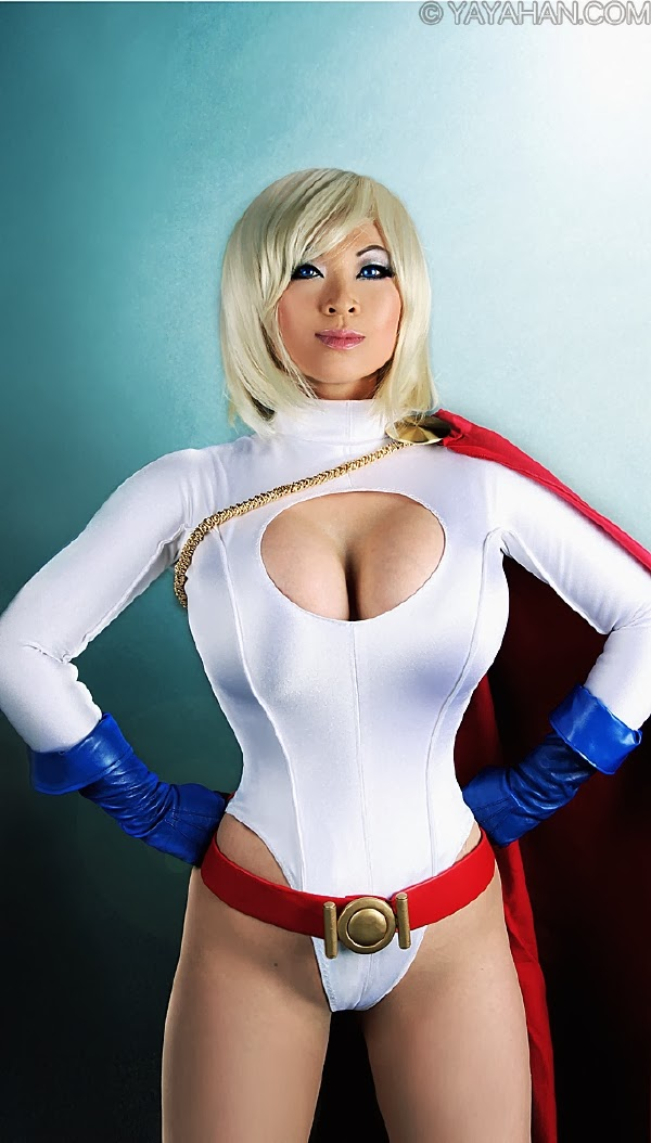 Cosplay: Power Girl