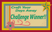 gagnante chez craft your days