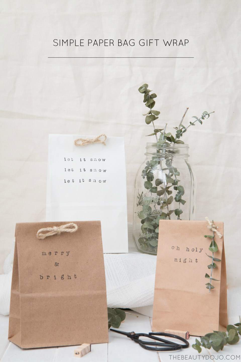 Paper bag gifts
