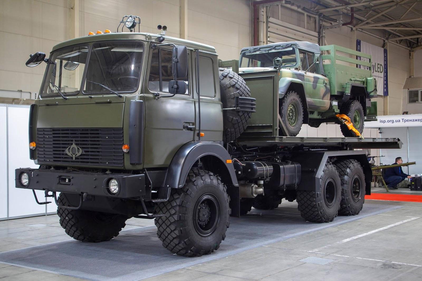 Богдан-63172L, обладнаний системою Мультіліфт