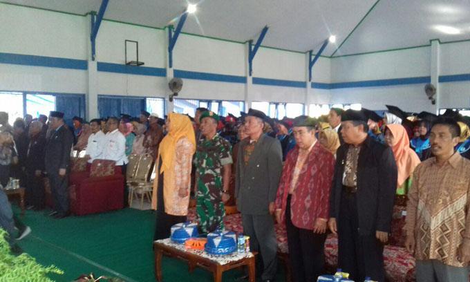 STKIP Muhammadiyah Bone wisuda 536 Wisudawan