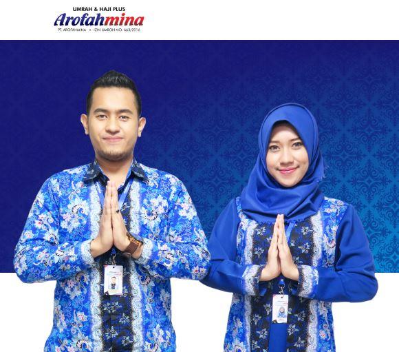 Hubungi Kami Arofahmina Surabaya