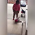 VIDEO VIRAL - Ibu Kejam Tendang Anak Akibat Menangis.