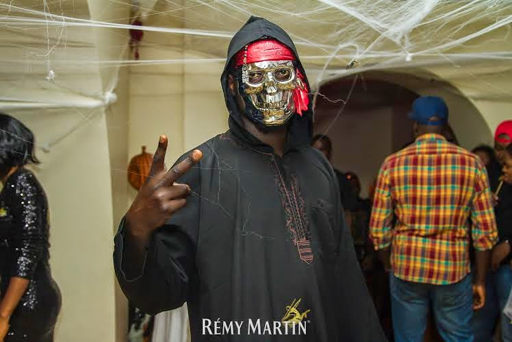 f Pics from all the scary fun at The Club With Remy Halloween edition
