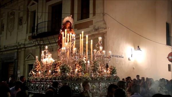 La procesión del Amparo de Córdoba recuperará el paso por tres enclaves tradicionales en su próxima salida procesional