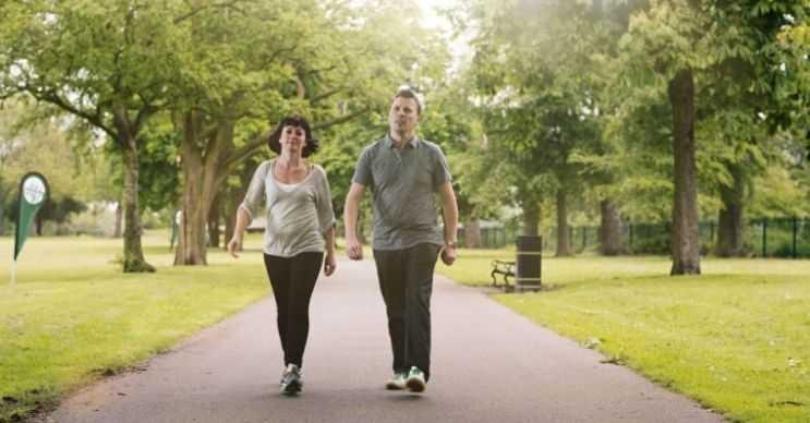 Günlük yapacağınız yürüyüşler fazladan 50 kalori yakmak için birebirdir.