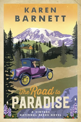 Heidi Reads... The Road to Paradise by Karen Barnett