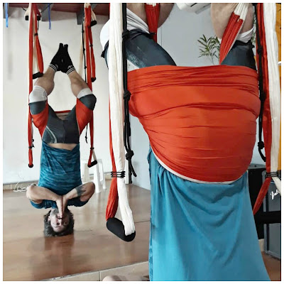 profesorado formacion profesores yoga aereo, aerial yoga, aero yoga