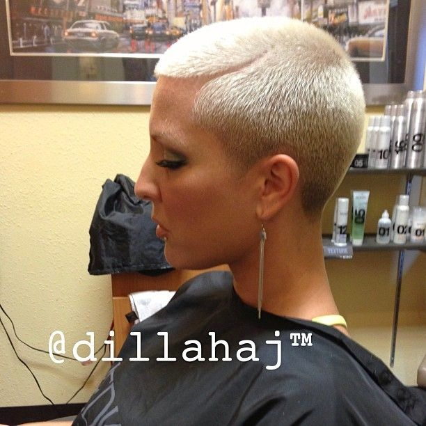 Buzz Cuts Photos And Video Tutorials The Haircut Web