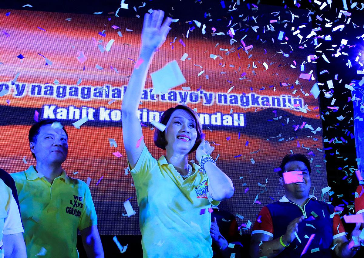 Philippines : la première Trans élue