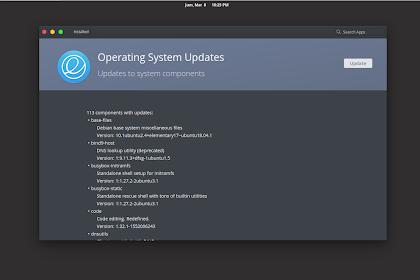 Ada Update Di Elementary OS Juno, Kamu Sudah Update?