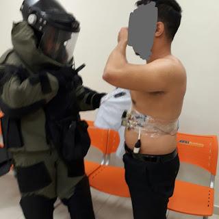 site policia mg gerente do banco itaú tem bomba fixada no peito