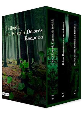 Trilogía del Batzán de Dolores Redondo