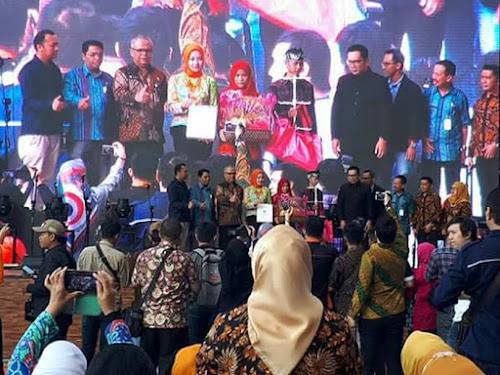 Gebyar LKP dan PKBM Kota Bandung