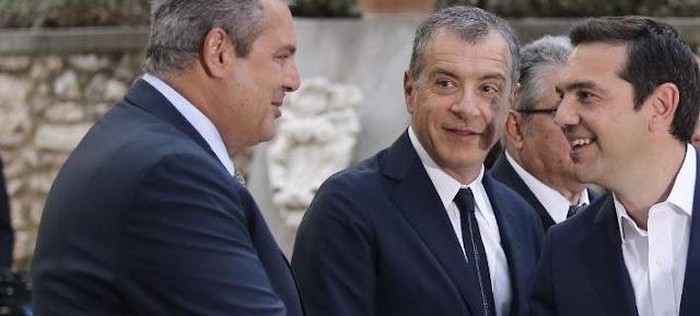 Π. Καμμένος και Σ. Θεοδωράκης: Όταν τα απόλυτα «ΤΙΠΟΤΑ» γίνονται ειδήσεις
