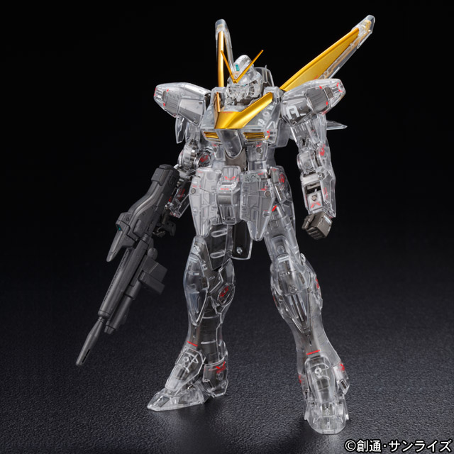 MG 1/100 V2 Gundam Ver. Ka [Mechanical Clear Ver.]